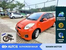 [OLXAutos] Toyota Yaris 2013 E 1.5 A/T Bensin Merah #Mamin Motor