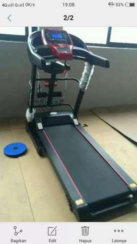 Stay at home treadmill elektrik pgt 4 fungsi baru