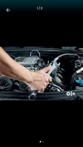 CAR AC mechanic  new and old mechanic required