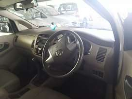 Re registered  innova G4 with good condition