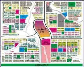 35*70 E-12/2 Plot available for sale in Islamabad sector E12 Pakistan