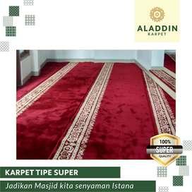 Tersedia Pilihan Karpet Karpet Masjid Untuk Masjid Di Kab Nganjuk