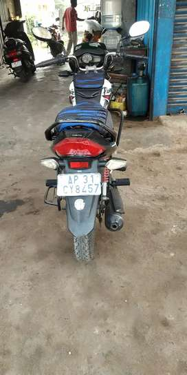 Supar mileage,both Tyre new,'new battry,
