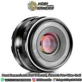 Lensa Meike 35mm F1.7 For Nikon Mirrorless Hasil Bokehh