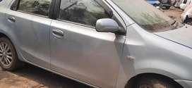 Toyota Etios 1.4 VXD, 2012, Petrol