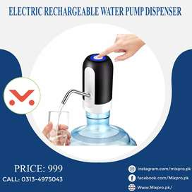 2020 New Model ELECTRIC RECHARGEABLE WATER PUMP DISPENSER