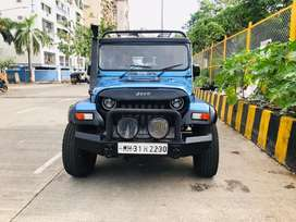 Mahindra mm540 converted to thar