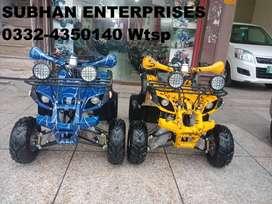 Box Pack 125cc Atv Quad Four Wheels Online Deliver In All Over The Pak