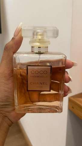 Dijual perfume Coco Mademoiselle Original 100ml