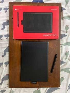 Wacom pen tablets for teaching
