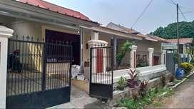 Kontrak Rumah Asri Luas di Komplek LAPAN Kalisari Pekayon Cijantung