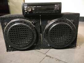 Sony Car Music Player