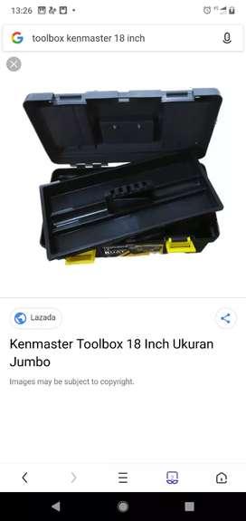 Tool Box Ken Master 18 inch