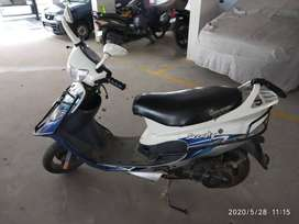 Scooty pept plus