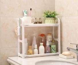 Rak Dapur Toilet Serbaguna Ukuran Mini Bongkar Pasang dan MURAH