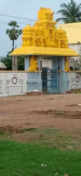 1 GROUND JUST 6 LAKH 3 KM FROM RAILWAY STATION