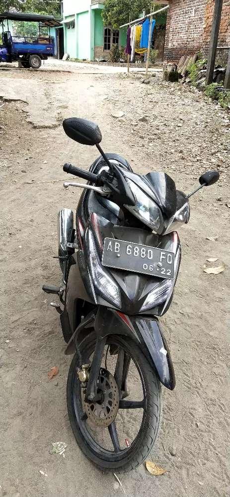 Honda blade thn 2012