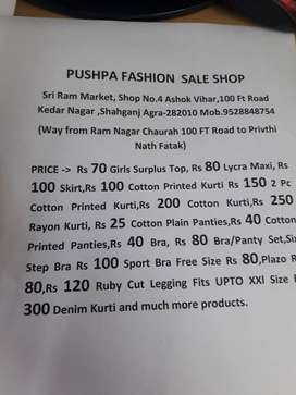 Surplus Kurti Rs 250