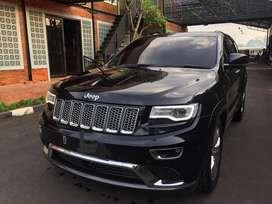 Jual mobil simpanan. Hanya 10 unit di indonesia jeep grand cheroke