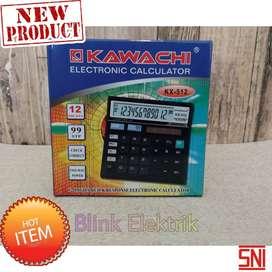 Kalkulator Elektronik Kawachi 12 DIGIT & 14 DIGIT