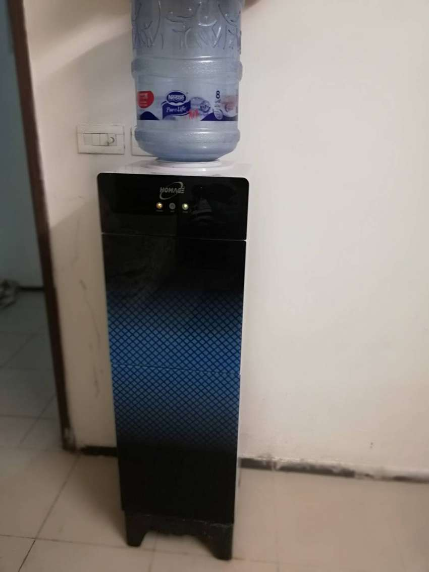 Water Dispenser.Homeage. Only 6 month used 0