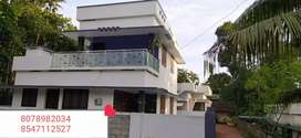 4 cent Plot With 1350 Sq.Ft 3 BHK House In Mevaram