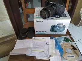 Canon 650 D touchscreen 99% mulus