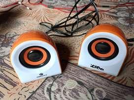 Usb speaker (zebronic igloo 2.0)