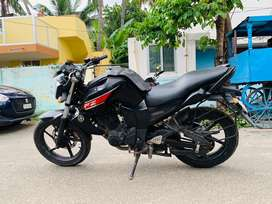 Yamaha fz 2014 model single owner Excellent condition