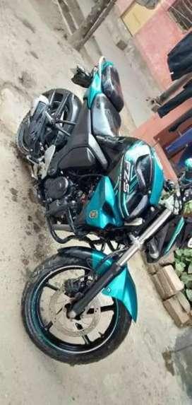 New looking bike koi kami nhi