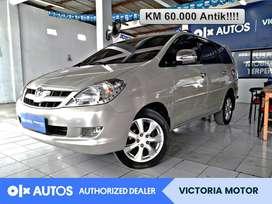 [OLXAutos] Toyota Kijang Innova 2.0 G Bensin M/T 2005 SIlver #Victoria