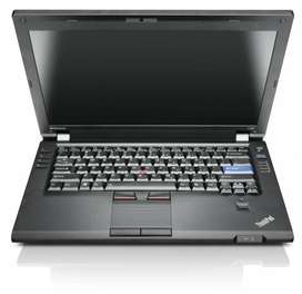 "Lenovo Thinkpad L420 (core i5, 4GB, 320GB HDD, 14"" display)"