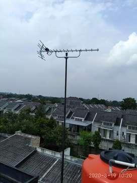 Pemasangan Antena Tv Pondok Gede