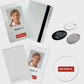 IDTECK RFID card IDC80 and device LX505, LX007, RF10 etc available