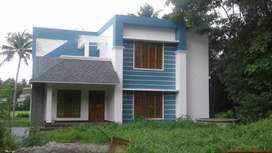 CHOWUR, Thrissur, 6 cent, 1600 sqft, 3 Bhk, 60 Lakh Negotiable,