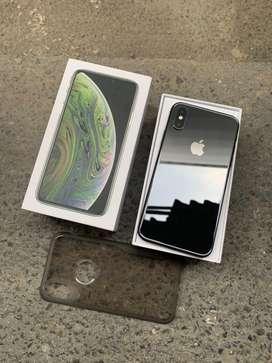 iphone XS 64gb grey mulus