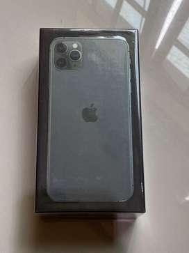 Iphone 11 promax 256gb garansi apple indonesi
