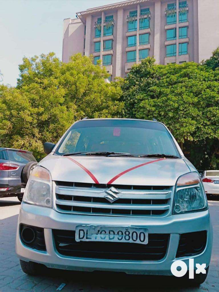 Maruti Suzuki Wagon R LXI, 2006, Petrol 0