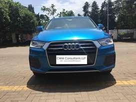 Audi Q3 2.0 TDI quattro Premium, 2017, Diesel