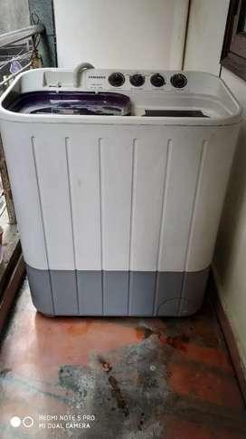 Samsung WT725Q 7.2 kg semi washing mashing
