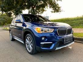 BMW X1 2017 Sdrive 18i Xline Panoramic Sunroof not x3 gla