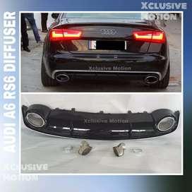 Bumper diffusers available for Audi Bmw Mercedes jaguar