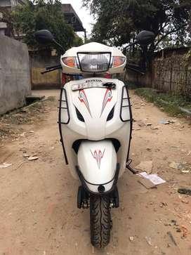 Honda Activa limeted edition 2014