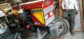 Eicher  tractor 241 modal 2008 good condition well pickup with trolly