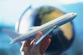 International Airport cabin crow Ticketing Executive