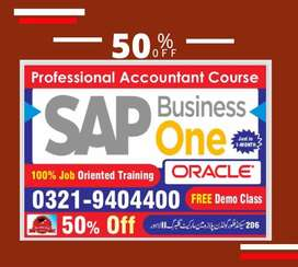 SAP Business One & Oracle Training