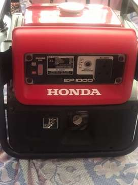 Honda generator brand new with Bill and all papers
