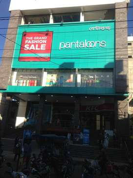 Only Mall concept in dibrugarh, commercial space available for rent