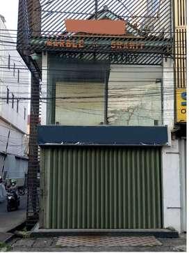 Ruko Pinangsia Raya Dekat Stasiun Kota