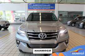 NAG - Toyota Fortuner 2.4 G AT Matic Diesel 2016 Silver Plat B